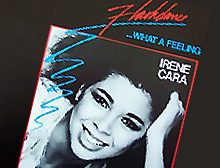 Flashdance… What a Feeling (Irene Cara)